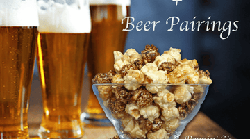 Unique Popcorn & Beer Pairings