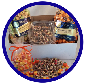 Halloween Treats Gift Box