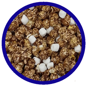 Hot Chocolate Gourmet Popcorn