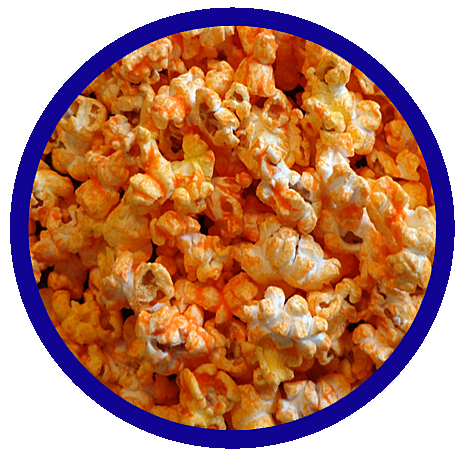 Poppin' Peppers Gourmet Popcorn