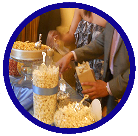 Office Gourmet Popcorn Buffet
