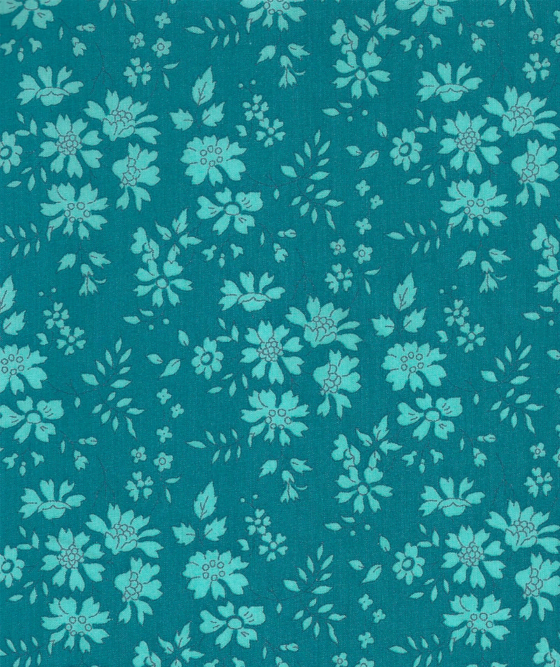 Liberty Tana Lawn Capel D Teal