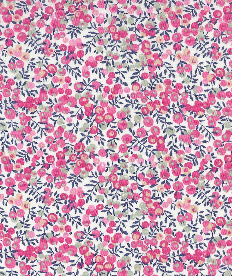 Liberty Tana Lawn Wiltshire Bud B Pink duckeggthreads.co.uk