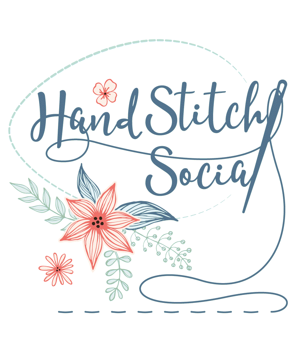 Hand Stitch Social duckeggthreads.co.uk