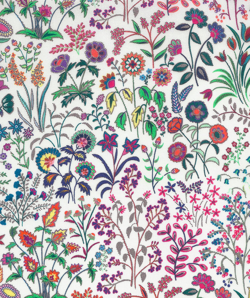 Liberty Tana Lawn Shepherdly Song A Multi duckeggthreads.co.uk