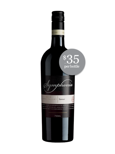 Symphonia Wines Tannat King Valley