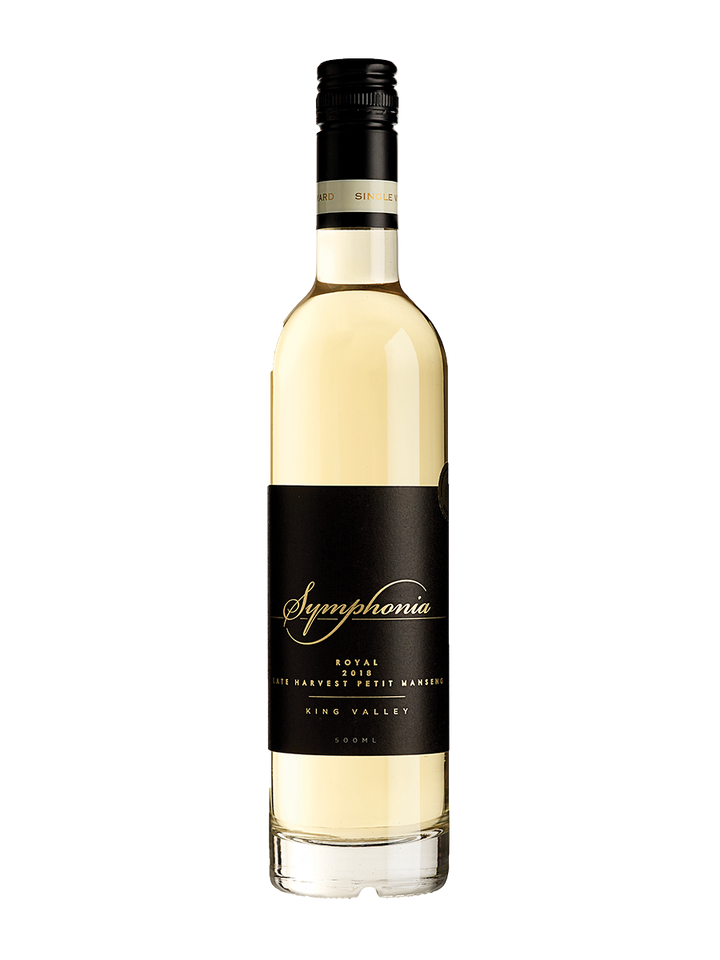 Symphonia Wines Late Harvest Petit Manseng King Valley