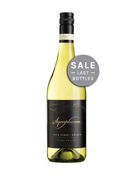 Symphonia Wines Pinot Grigio King Valley