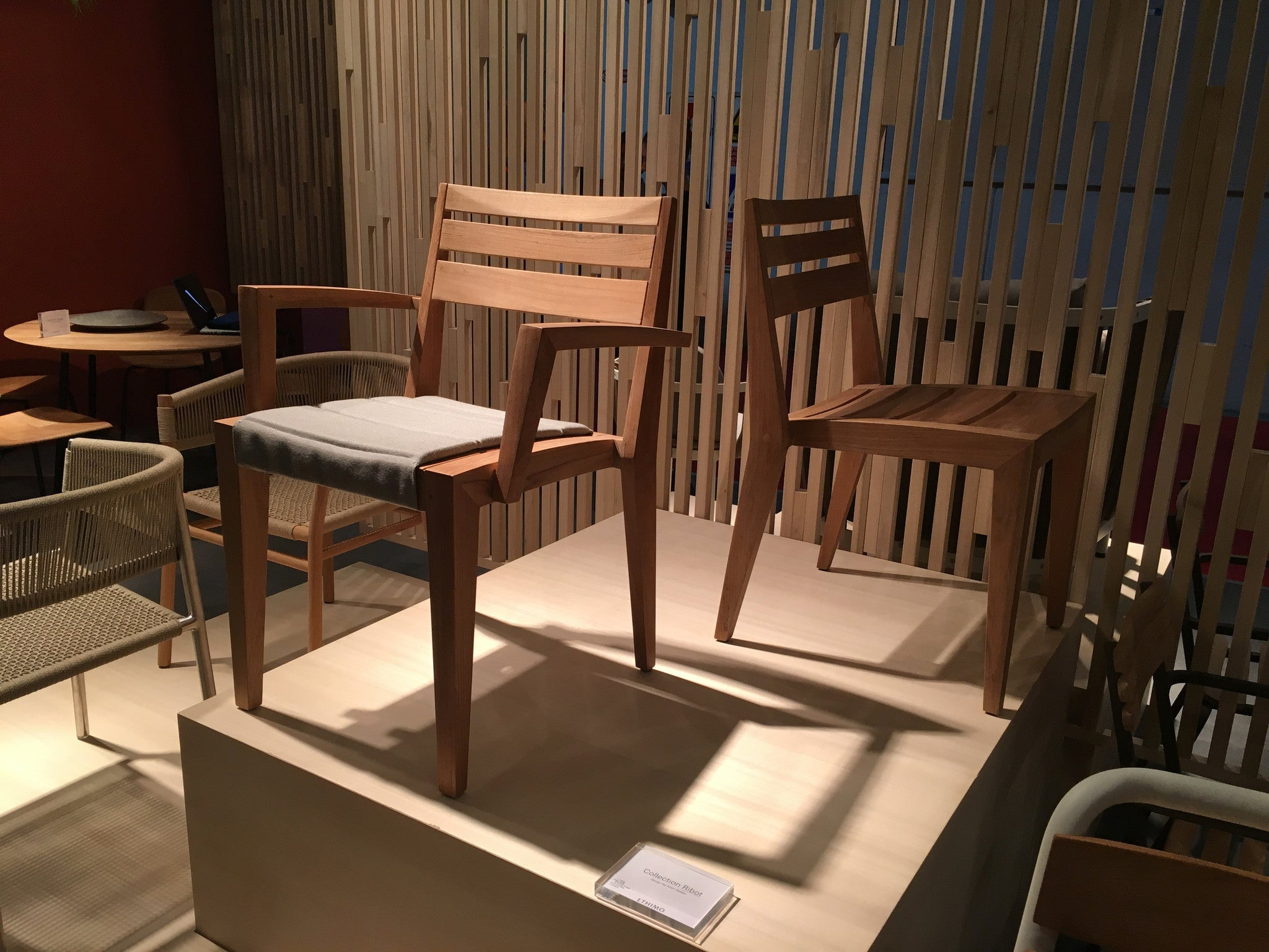 Ethimo at Salone 2017