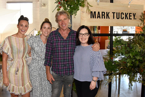 Mark Tuckey Launch