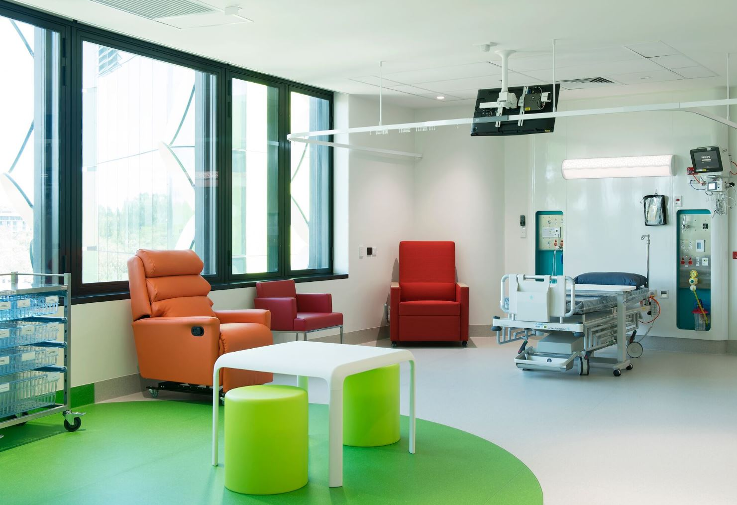 Perth Children's Hospital – Innerspace