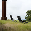 Rest Outdoor Chaise Lounge by Kristalia