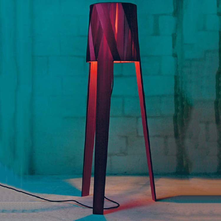 Dress Floor Lamp by Fambuena