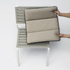 Rest Chair by Kristalia