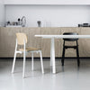 Colander Wood Chair by Kristalia