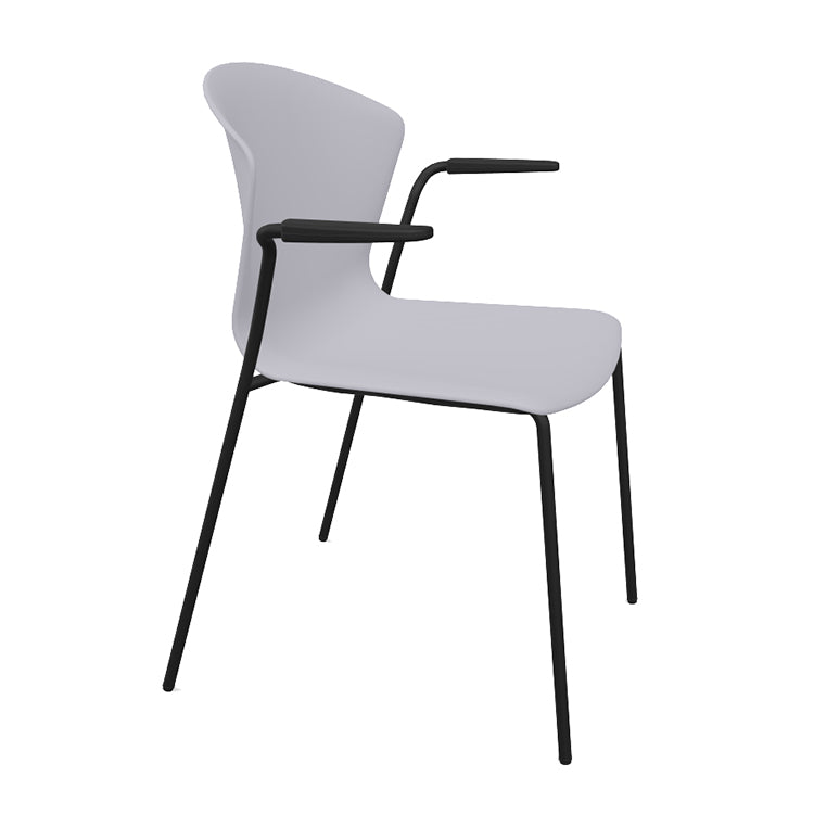 Whass 4 Leg Chair by Actiu