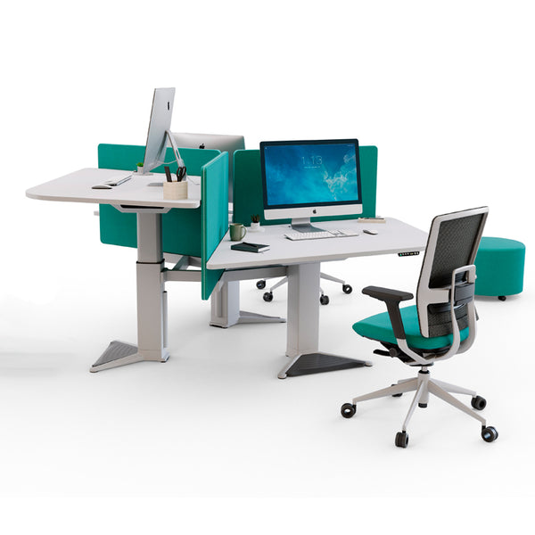 Power Gen Workstation by Actiu