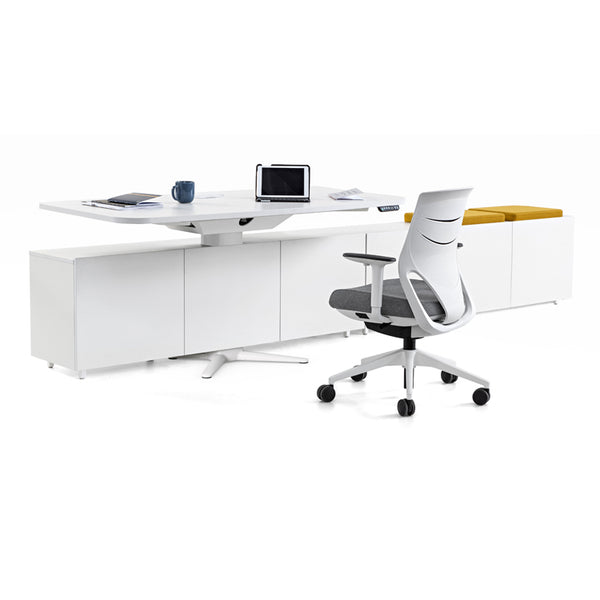 Power Workstation by Actiu