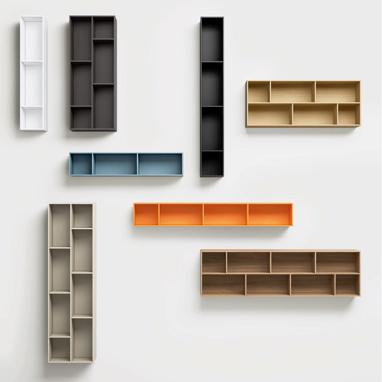 Cooper Shelving by Arlex