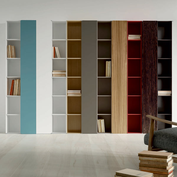 Flip Shelving by Arlex