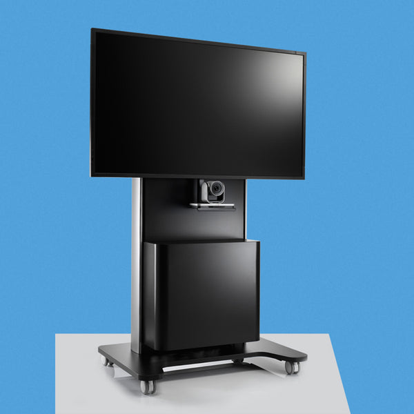AV/VC One Standing Screen Support System by CBS