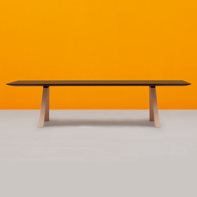 Arki Wood Table by Pedrali - Innerspace - 1
