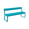 Bellevie Bench with Backrest by Fermob