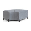 Bend Curved Module by Actiu