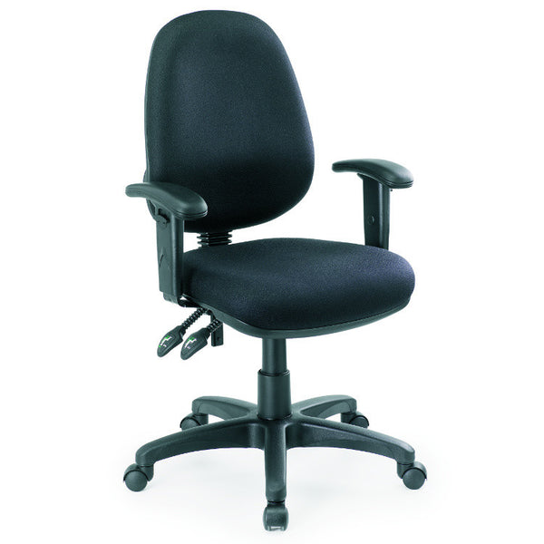 Delta High Back Heavy Duty Chair by Innerspace - Innerspace - 1
