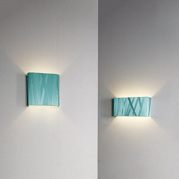 Dress Square Wall Light by Fambuena