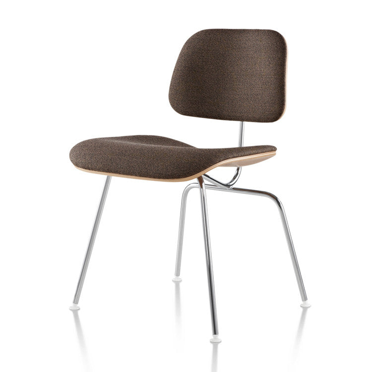 Eames DCM Moulded Plywood Dining Chair Metal base by Herman Miller - Innerspace - 1