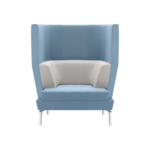 Entente High Back Armchair by Boss Design
