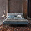 Adda Bed by Flexform