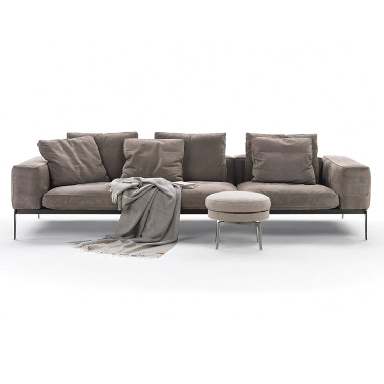 Lifesteel Sofa by Flexform