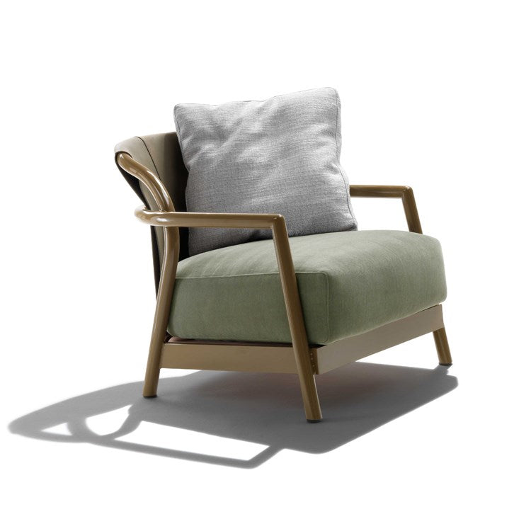 Alison Outdoor Armchair By Flexform