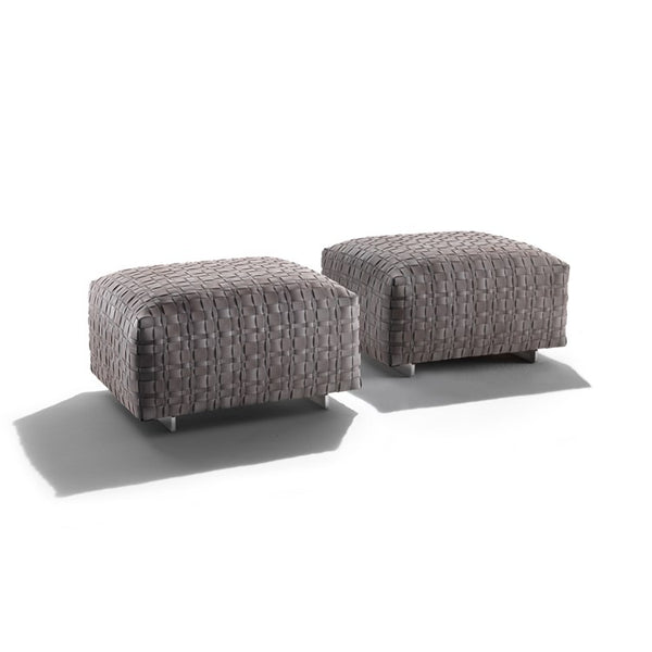 Bangkok Outdoor Ottoman By Flexform
