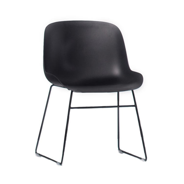 Fortona Sled Chair by Innerspace