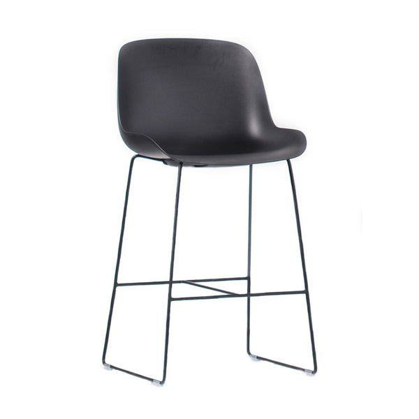 Fortona Sled Stool by Innerspace