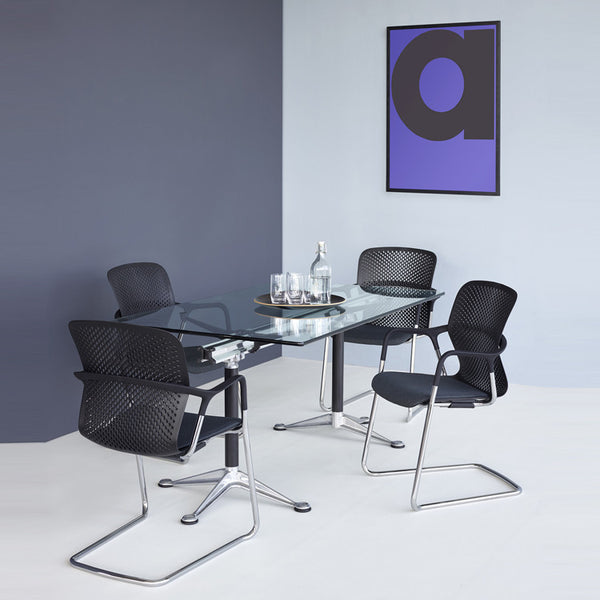 Keyn Chair Cantilever by Herman Miller