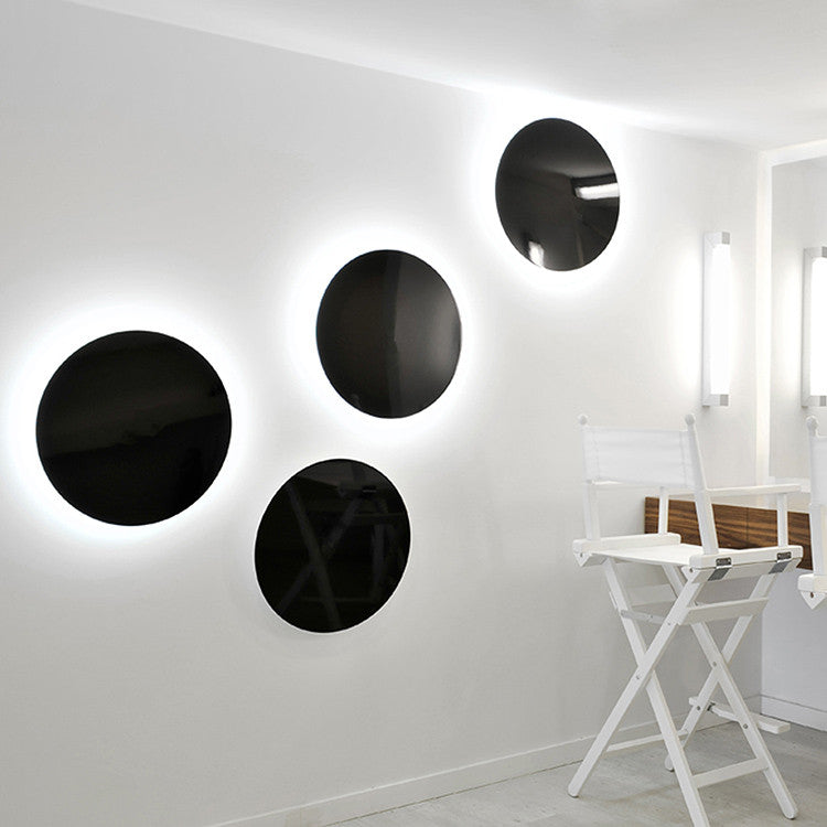 Hoop Metal Wall / Ceiling Light by Fambuena