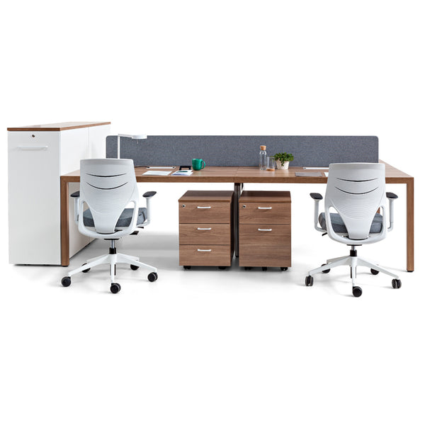 Prisma Workstation by Actiu