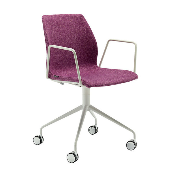 Kalea Chair on Swivel Base by Kastel - Innerspace - 1