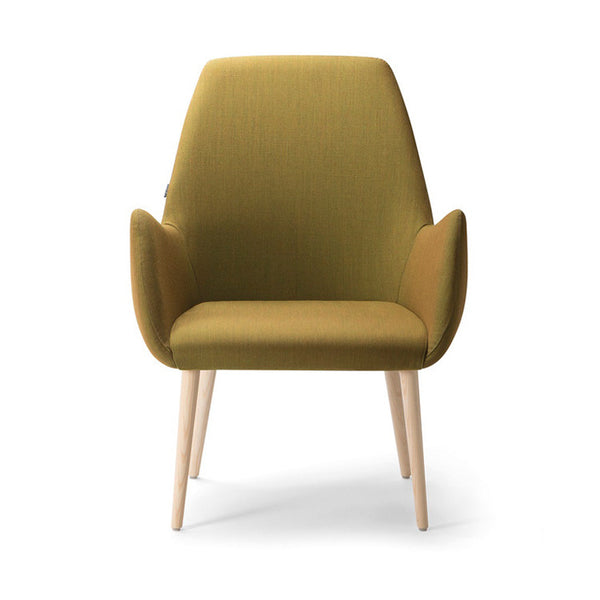 Kesy 05 High Back Armchair by Torre - Innerspace - 1
