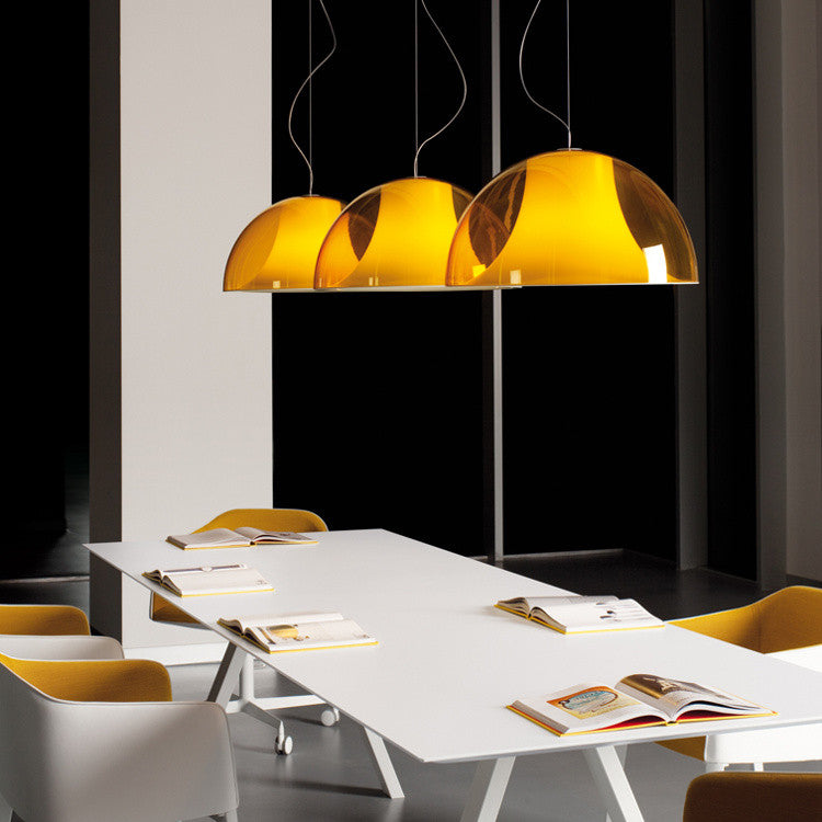 L002S/BA hanging double 2 sizes by Pedrali - Innerspace - 1