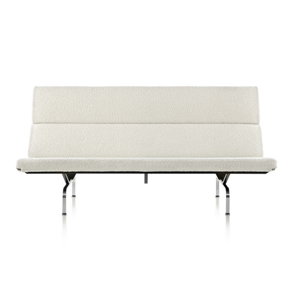 Eames Compact Sofa by Herman Miller - Innerspace - 1