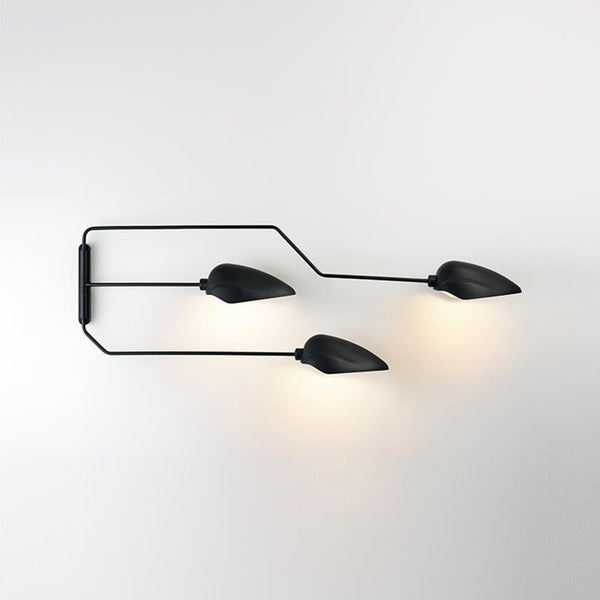 Lenard Wall Sconce by Rakumba