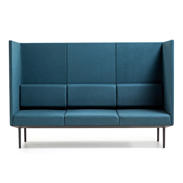 Longo High Back Sofa by Actiu
