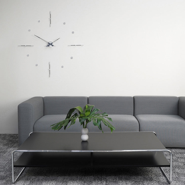 Mixto I Wall Clock by Nomon - Innerspace - 1