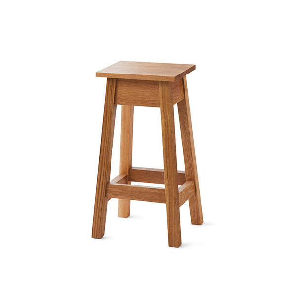 Angle Leg Stool by Mark Tuckey