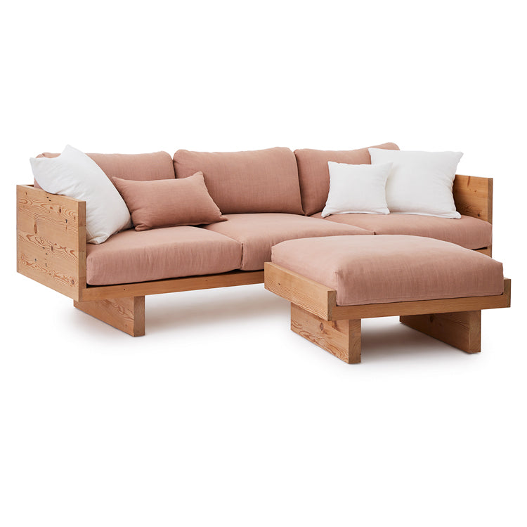 Plinth Sofa by Mark Tuckey